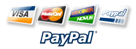 Secure Payments for PayPal, Visa and Mastercard