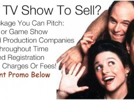 How to sell a TV show promo