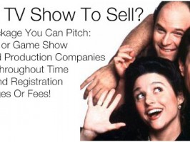 How to pitch a TV show now