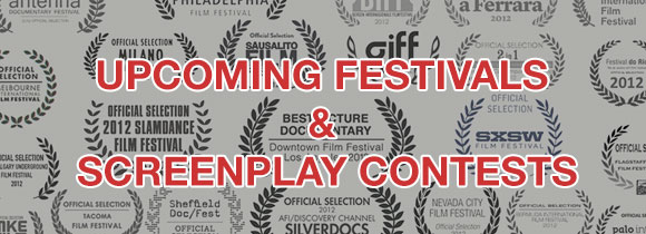 Screenplay Competitions And Festivals